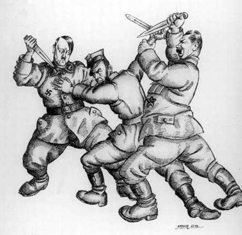 Churchill – Warszawa – Stalin