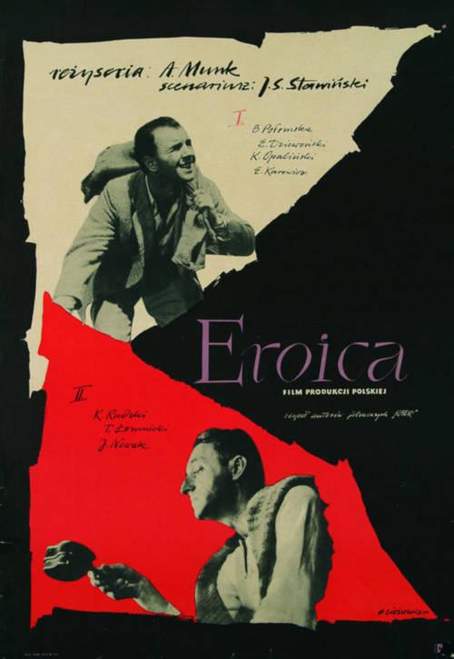 Eroica, czyli symfonia bohaterska w dwóch częściach