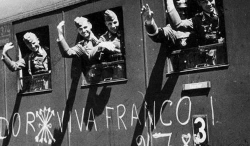 Polacy w Hiszpanii woleli komunistów