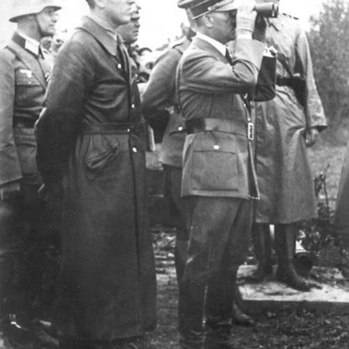 Szczęście Hitlera