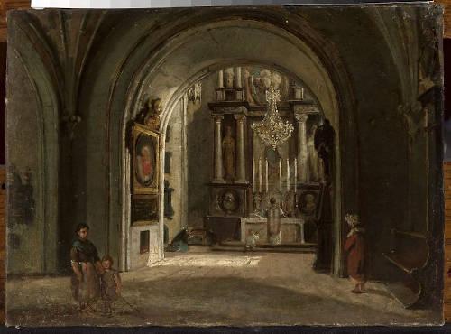 Śmierć kapłana