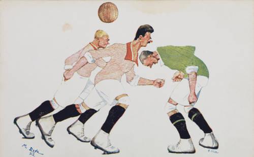 Rozgrywki piłkarsko-polityczne