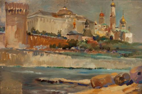 Wakacje na Kremlu