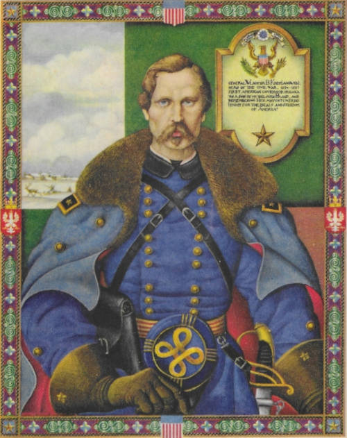 Wojna secesyjna Polaków