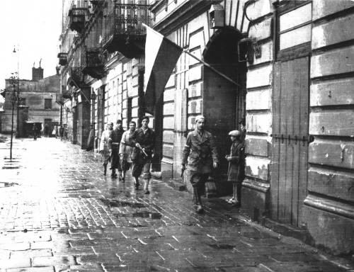Żydzi w Powstaniu Warszawskim